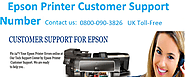 How to Sort Out Issues with Your Epson Printer? – Epson Printers Customer Services UK