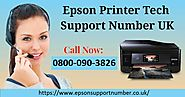 How to Set Up Epson Printer? - Epson Printer Support UK