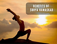 Some of the Benefits one can get by performing Surya Namaskar Daily