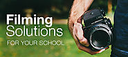 Visual Production Agency: Filming Solutions for Your School | Professional Videos