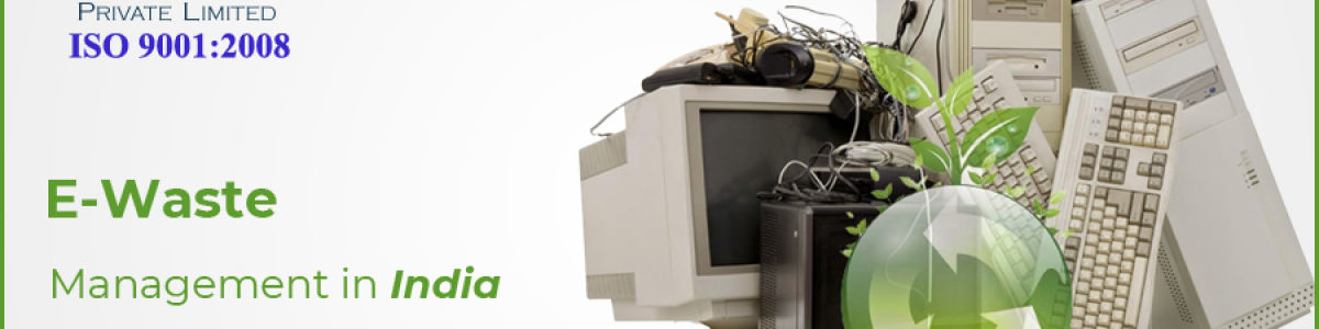 Headline for electronic waste management in India