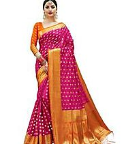 Shanmuga Stores - The Most Alluring Sarees to Gift your Bride-to-be Friend!