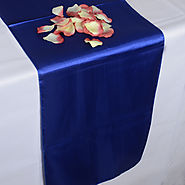 Buy Reasonably Priced Table Runners For Wedding
