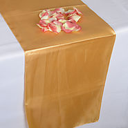 Gold Table Runners For Sale Online at Discount Price