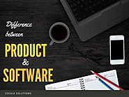 Difference between Product and Software - Escale Solutions