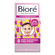 Bioré® Citrus Crush Deep Cleansing Pore Strips