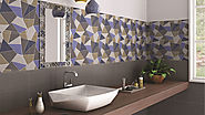 Contemporary Bathroom Tile Design Ideas for Best Bathroom Renovations | AD India