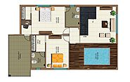 3BHK South Facing Villas in Coimbatore - Nest Habitation