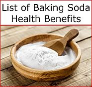 List of Baking Soda Health Benefits | Baking Soda Uses and DIY Home Remedies.