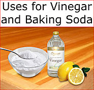 Uses for Vinegar and Baking Soda | Baking Soda Uses and DIY Home Remedies.