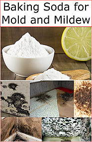Baking Soda for Mold and Mildew | Baking Soda Uses and DIY Home Remedies.