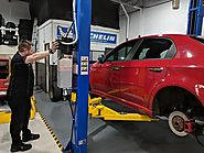 Wheel Alignment, Balancing South Melbourne, Southbank, Albert Park