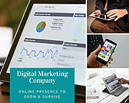 Digital Marketing Company: Online Presence Is Necessary For Business – SEO Company Agra | Digital Marketing Solutions...