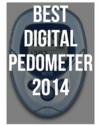Best Digital Pedometer 2014