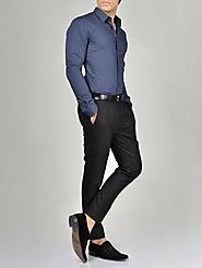 Buy Mens Shirts Online | Designer Shirts For Men | Mens Dress Shirts – Limelightpk
