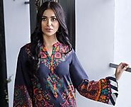 Winter Collection 2018 Winter Unstitched Suits and Shirts – Limelightpk