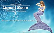 Top 10 Best  Children and Adults Mermaid Tail Blankets Reviews 2018-2019 on Flipboard