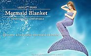 Top 10 Best  Children and Adults Mermaid Tail Blankets Reviews 2018-2019 on | Ideas