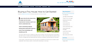 Buying a Tiny House: How to Get Started