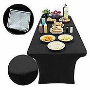 Top 10 Best Spandex Table Covers Reviews 2018-2019 on | Ideas