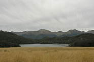 Green Lake walk, Lake Manapouri