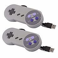 XCSOURCE Classic USB Super Game Controller Gamepad