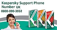 Maintain & Maximize Kaspersky's Efficiency by Dialling the Dedicated Kaspersky Support Number UK – Kaspersky Customer...