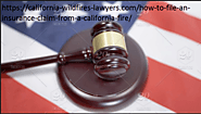 California Wildfires Lawyes