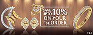 Online Jewellery Shopping Store - Jewelslane