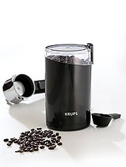 KRUPS Coffee Maker, Grind and Brew