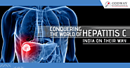 Conquering the World of Hepatitis C – India on their way