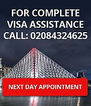 Apply for Online France Visa to book your Visa Appointment Now!