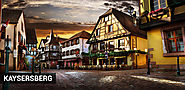 Get France Visa & Explore Awesome Attraction of Kaysersberg