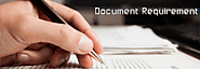 Get Document requirements for online france visa appointments