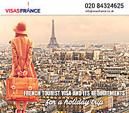Apply for Online France Visa Appointment for UK Residents