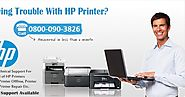 HP Printer Customer Support Phone 0800-090-3826 Number UK: HP Printer Support Professionals to Figure out the Issues ...