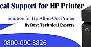 HP Printer Customer Support Phone 0800-090-3826 Number UK: HP Printer Technical Support in UK – To Avoid All Kinds of...