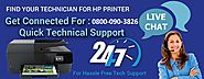 Edit Article How to Improve the Print Quality of an Inkjet Printer – HP Printer Customer Service Number 0800-090-3826 UK