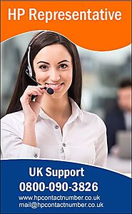 Exclusive HP Printer Customer Support in UK to Let Your Printer work properly