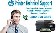 Excellent HP Printer Support to Solve all Printer Issues Immediately – HP Printer Customer Service Number 0800-090-38...