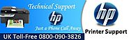 HP Printer Customer Support 08000903826 Number UK — HP Printer Technical Support is Available 24*7 in...