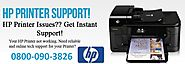 HP Printer Technical Support is Available 24*7 in UK – HP Printer Customer Service Number 0800-090-3826 UK
