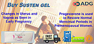 Buy Susten gel | Progesterone | Recurrent miscarriage