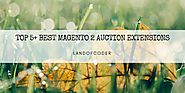 TOP 5+ BEST Magento 2 Auction Extensions Free & Premium