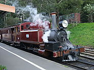 Ride the Puffing Billy