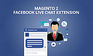 Free Magento 2 Facebook Live Chat Extension | Effective Customer Support Tool