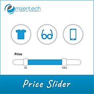 Price Slider - Magento 2.0 Emizen Tech Store