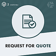 Magento 2 Request For Quote - Free Magento 2 Module