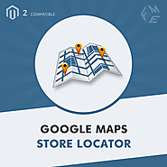 Free Magento 2 Store locator Extension with Google Maps