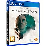 The Dark Pictures : Man Of Medan PS4 pas cher à prix Auchan